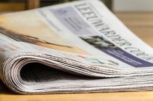 Een echte krant
